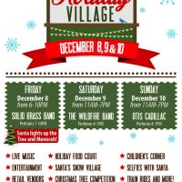 City of Oakland Park Holiday Village