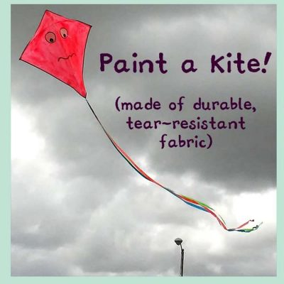 "Family Craft Session: ""Paint a Kite"""