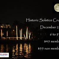 Historic Winter Solstice Cruise