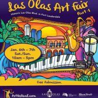 30th Annual Las Olas Art Fair Part I
