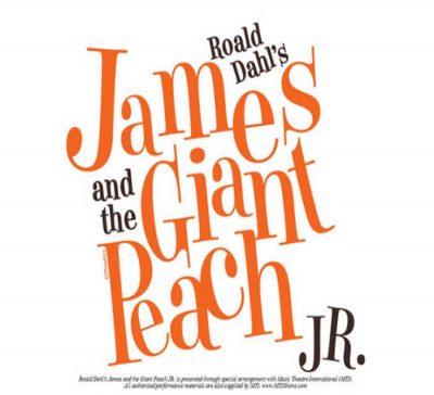 St Jerome School Drama Club: Roald Dahl's James and the Giant Peach Jr.