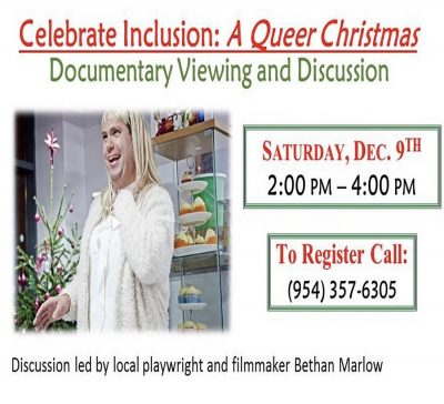 """Celebrate Inclusion: """"A Queer Christmas"""""""