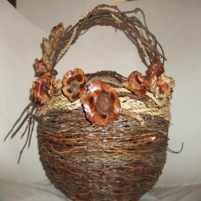 Basket Weaving I