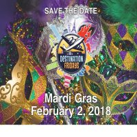 #DestinationFridays: Mardi Gras Fever Is Back!
