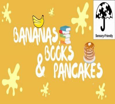 Sensory-Friendly Bananas, Books & Pancakes