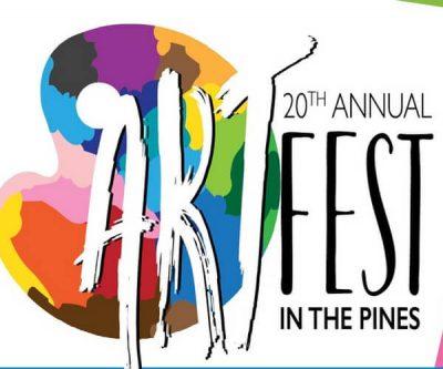 Twentieth Annual Artfest in the Pines