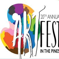 20th Annual ArtFEST in the Pines