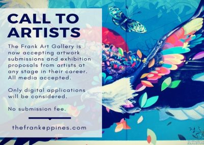Call for Artists - Frank C. Ortis Art Gallery and Exhibit Hall