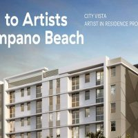 City Vista Artist-in-Residence Program