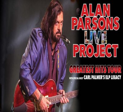 Alan Parsons Live Project with Special Guest Carl ...
