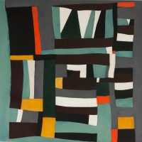 """The Quilts of Gee's Bend: The Fabric of Their Lives"""