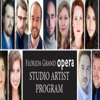 Florida Grand Opera Studio Artists in Concert