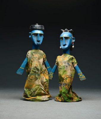 Les Marionettes du Monde: Puppets of the World