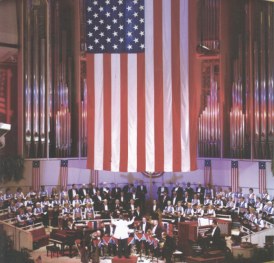 Stars, Stripes, and Sousa: A Patriotic Concert!