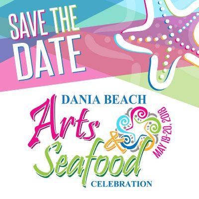 6th Annual Dania Beach Arts and Seafood Celebratio...