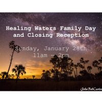 Healing Waters Family Day and Closing Reception