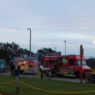 Eat to the Beat Food Trucks Event
