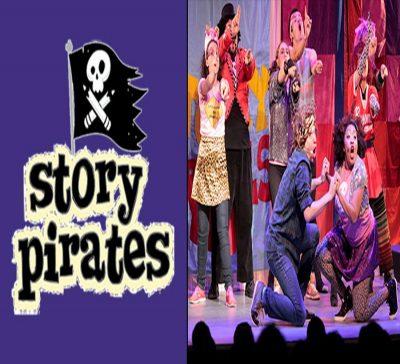 Free Family Fest: Story Pirates