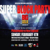 Super Block Party 2018