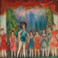 Midnight in Paris & New York: Scenes from the 1890s -1930s, William Glackens and His Contemporaries