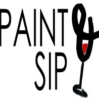 Paint & Sip Party
