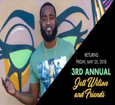 3rd Annual Jett Wilson and Friends
