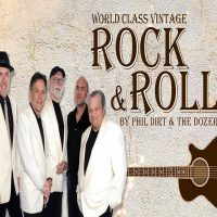 World Class Vintage Rock 'n Roll by Phil Dirt & The Dozers