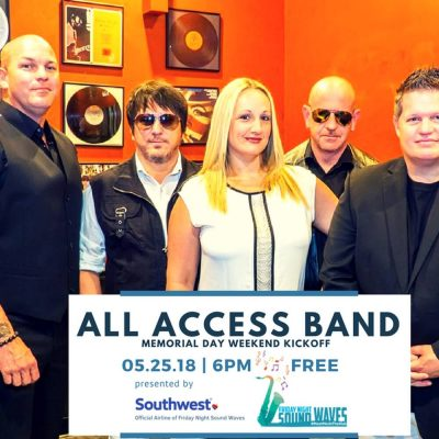 Friday Night Sound Waves presents All Access Band