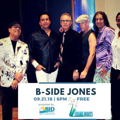 Friday Night Sound Waves presents B-Side Jones