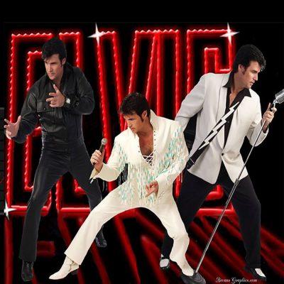 Chris MacDonald Memories of Elvis