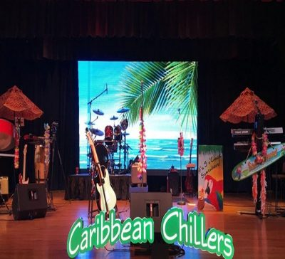 Music at Mickel featuring Caribbean Chillers