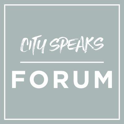 CitySpeaks Forum