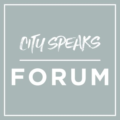 CitySpeaks Forum