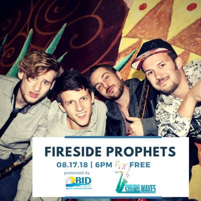 Friday Night Sound Waves presents Fireside Prophets