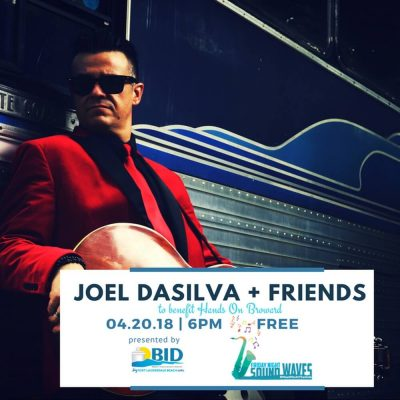 Friday Night Sound Waves presents Joel DaSilva & Friends