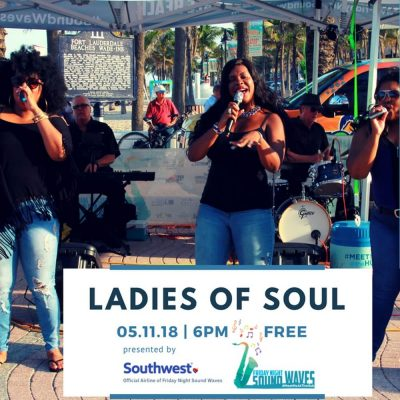 Friday Night Sound Waves presents Ladies of Soul