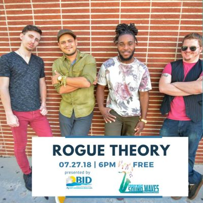 Friday Night Sound Waves presents Rogue Theory
