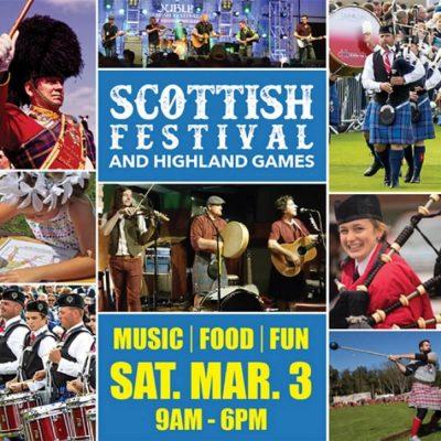 35th Annual SE Florida Scottish Festival & Highland Games