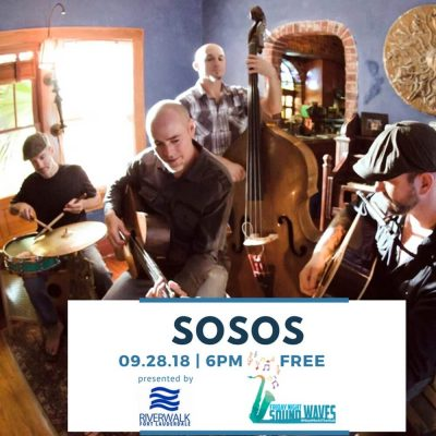 Friday Night Sound Waves presents SOSOS