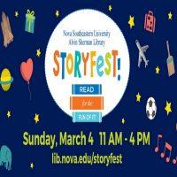 StoryFest! Celebrating Dr. Seuss' birthday with friends!