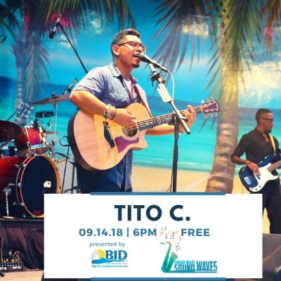 Friday Night Sound Waves presents Tito C. Band