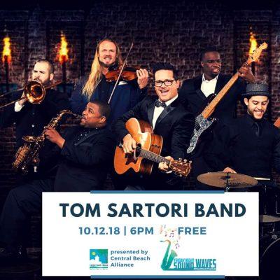 Friday Night Sound Waves presents Tom Sartori
