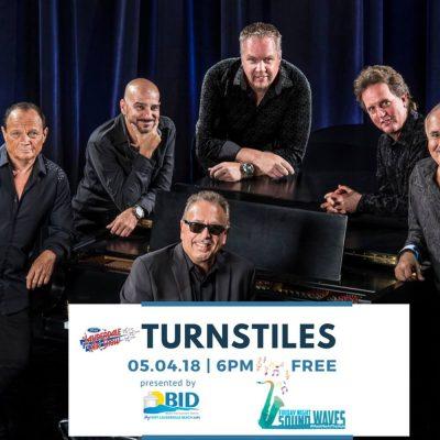Friday Night Sound Waves presents Turnstiles