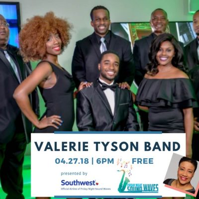 Friday Night Sound Waves presents The Valerie Tyson Band