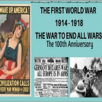 New Exhibits First World War & City of Plantation Celebrating 65 Years