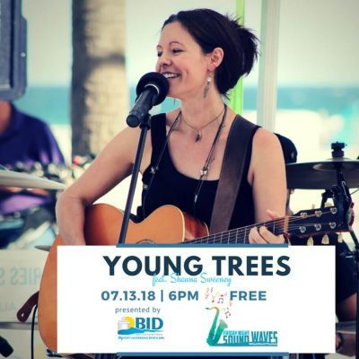 Friday Night Sound Waves presents Young Trees