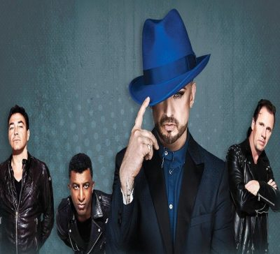 Boy George & Culture Club and The B-52s with special guest Thompson Twins' Tom Bailey