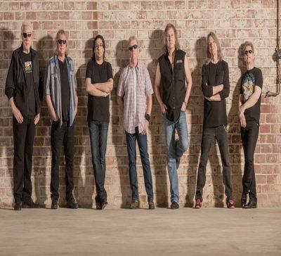 Kansas: The Point of No Return Tour