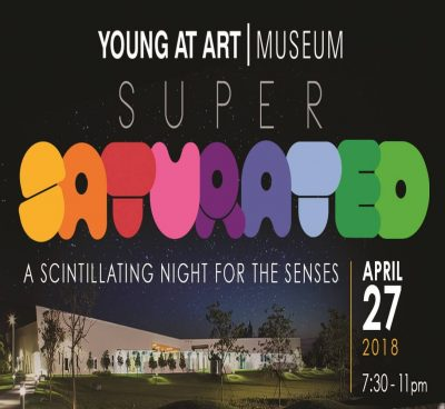 Super Saturated: A Scintillating Night for the Senses