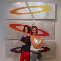 Dana and Ruth Kleinman, KX2